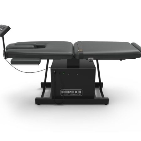 REPEX MCKENZIE EXTENSION AND FLEXION TABLE
