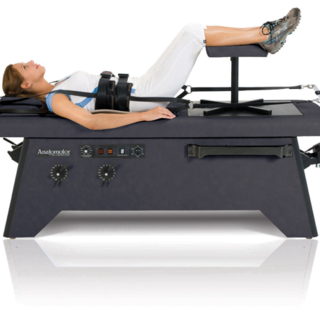 Hill Stationary Anatomotor Roller Massage Table 2