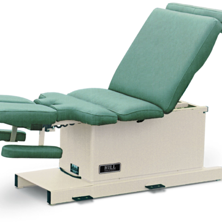 Hill Adjustable Counterstrain Medical Table for Osteopathic Positioning
