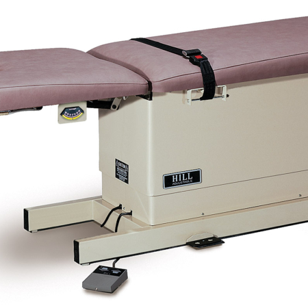 Hill Rath Mechanical Therapy Table for Flexion and McKenzie Technique