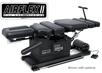 Hill Deluxe Aft Automatic Flexion Table With Complete Set
