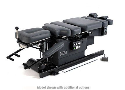 Hill Deluxe AFT Automatic Flexion Table with Complete Set of Auto Air Drops