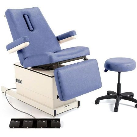 Hill HA90W Wound Care Medical Chair & Stool
