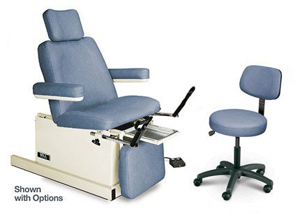Hill HA90MD Treatment & Exam Medical Chair
